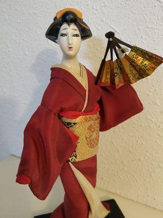 Figura geisha