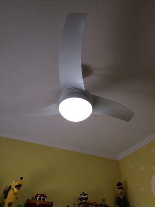 instalador ventilador techo ventiladores