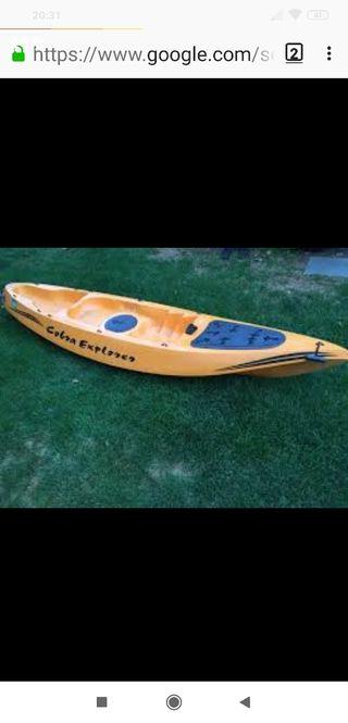 Kayak, cobra Explorer.