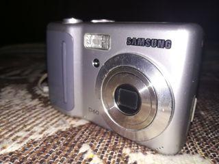 Cámaras de fotos Samsung D60