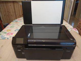 Impresora multifuncion HP Photosmart B110c