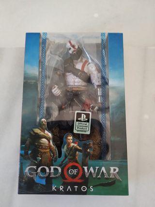 Figura Kratos God of War PS4