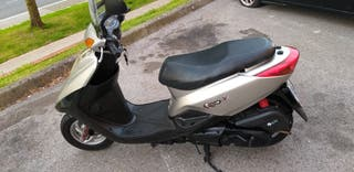 Yamaha cygnus 125 del 2007