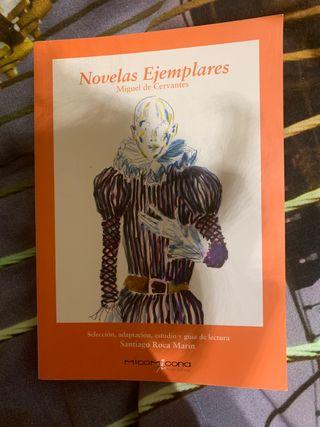 Novelas ejemplares. Miguel de Cervantes