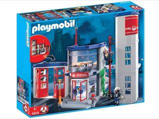 Playmobil 4819 Parque de bomberos