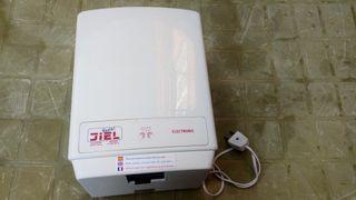 secador de manos con sensor