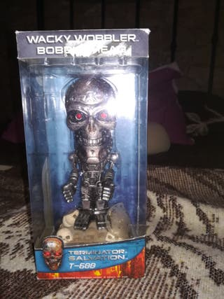 Bubblehead Terminator T-600