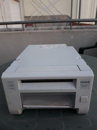 Impresora de fotografía Fujifilm