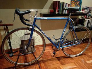 Bicicleta carretera clásica talla M (56)
