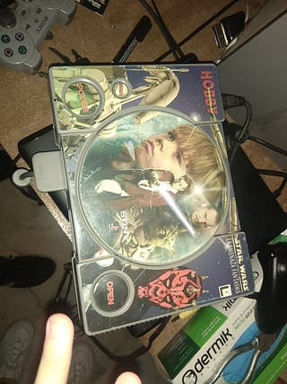 PS1 Star Wars Edition