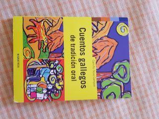 Libro de cuentos gallegos