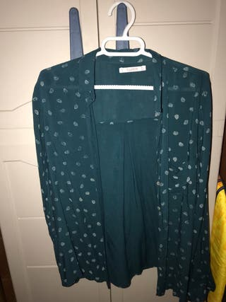 Camisa chica pull and bear