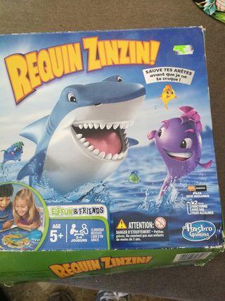 juego de mesa requin zinzin