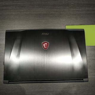 Portátil Gaming MSI GP62MVR 7RFX Leopard Pro