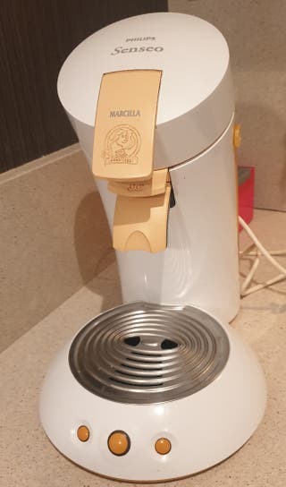 cafetera philips sensseo