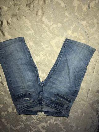 Pantalon corto vaquero chica