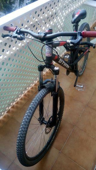 bicicleta barata en general bien