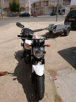 Yamaha Fz6 NS2