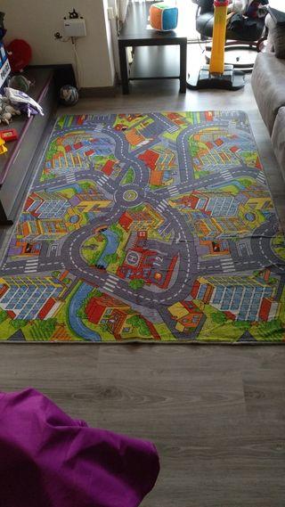 alfombra infantil grande