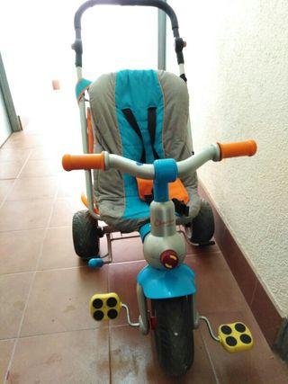 Triciclo para llevar