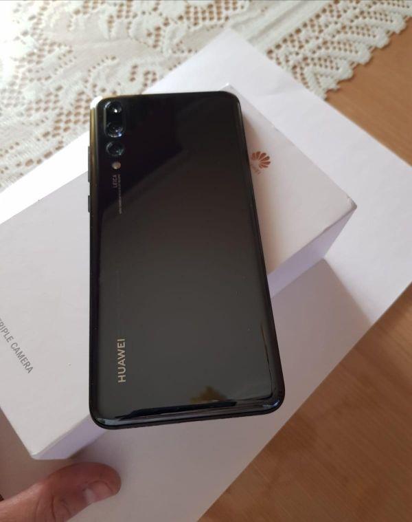 Huawei p20 pro 128 GB en garantía