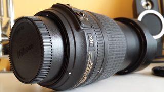 Objetivo Nikon 18-105 VR