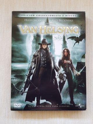 Van Helsing DVD