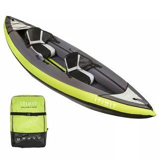 kayak canoa hinchable