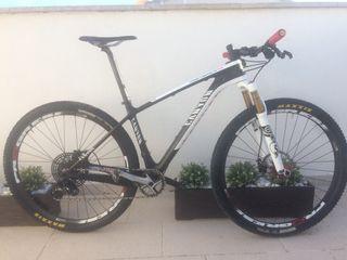 """bicicleta montaña 29"""" Grand Canyon cf slx f10"""