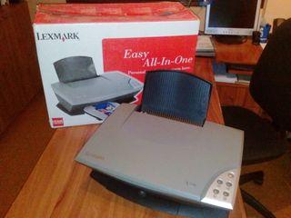 Impresora multifunción LEXMARK X1190