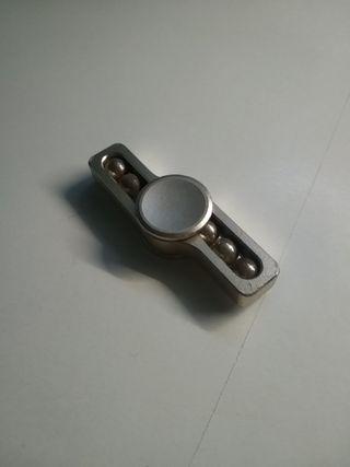 Fidget Spinner de aluminio