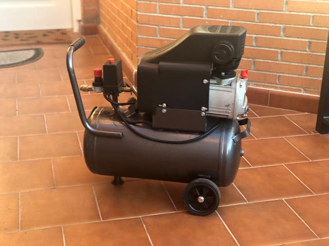 Compresor aire 20 litros