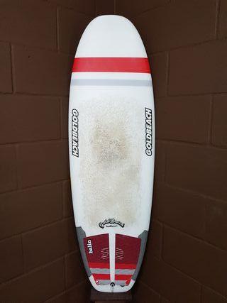 "Tabla de surf Goldbeach 5'3"" QUAD"