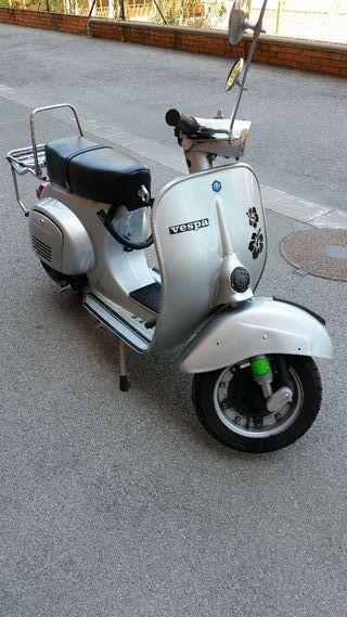 Vespa Primavera 125cc 1981