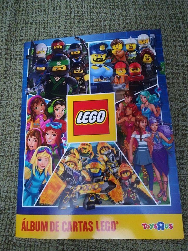 Colección de cromos de LEGO