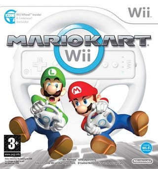 5606350 Mario kart wii juego