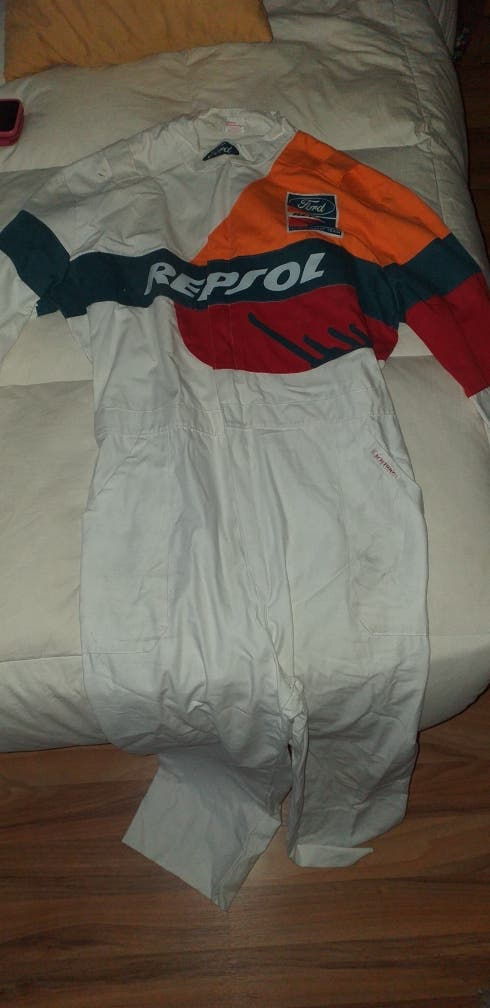 mono Carlos Sainz 1997
