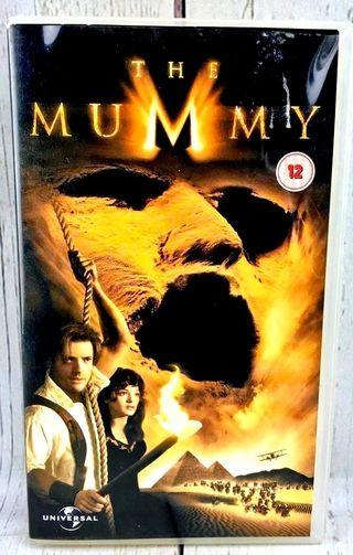 The Mummy 1 & 2 (Edición portada 3D) VHS