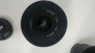 objetivo Nikon AIS 24MM 2.8 NIKKOR JAPAN