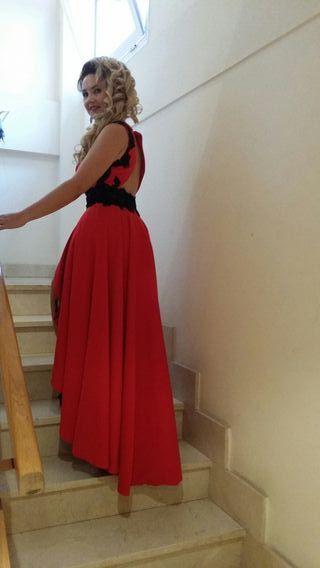 931d707ee Vestido boda de segunda mano en Las Rozas de Madrid en WALLAPOP