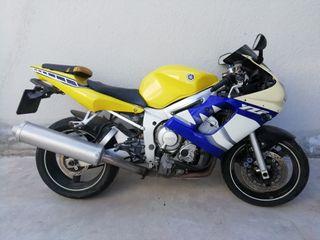 DESPIECE YAMAHA YZF R6 2002