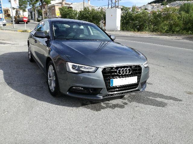 Audi A5 3.0 2015