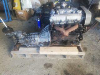 motor 1600 y caja de cambio