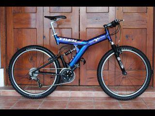 Bicicleta aluminio doble TREK Y3