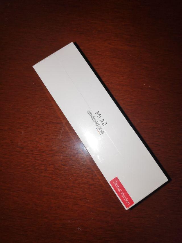 Xiaomi Mi A2 nuevo precintado 2 años de garantía