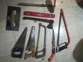lote herramientas