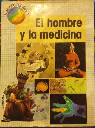Libro EL HOMBRE Y LA MEDICINA