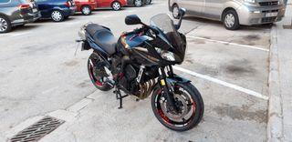 Moto Yamaha fz6 S2