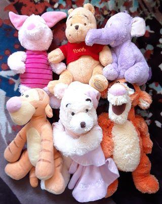 winnie the pooh peluches disney