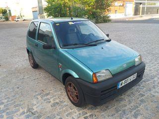 Fiat cinquecento 78000 kms